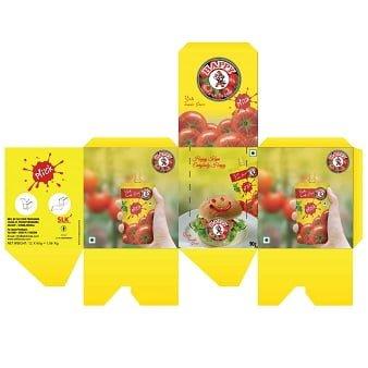 happy package design