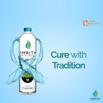amrith bottle ads