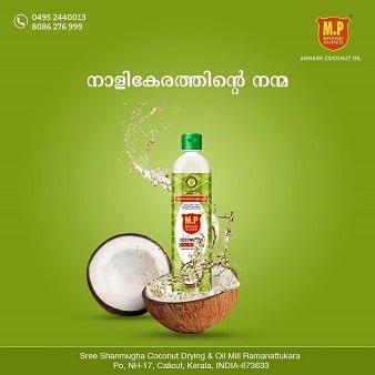 mp coconut oil